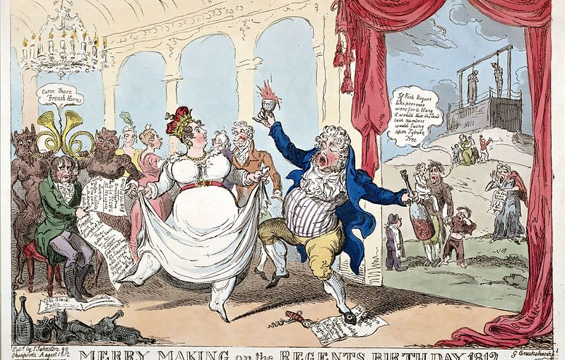 1811: A noble lord absconds