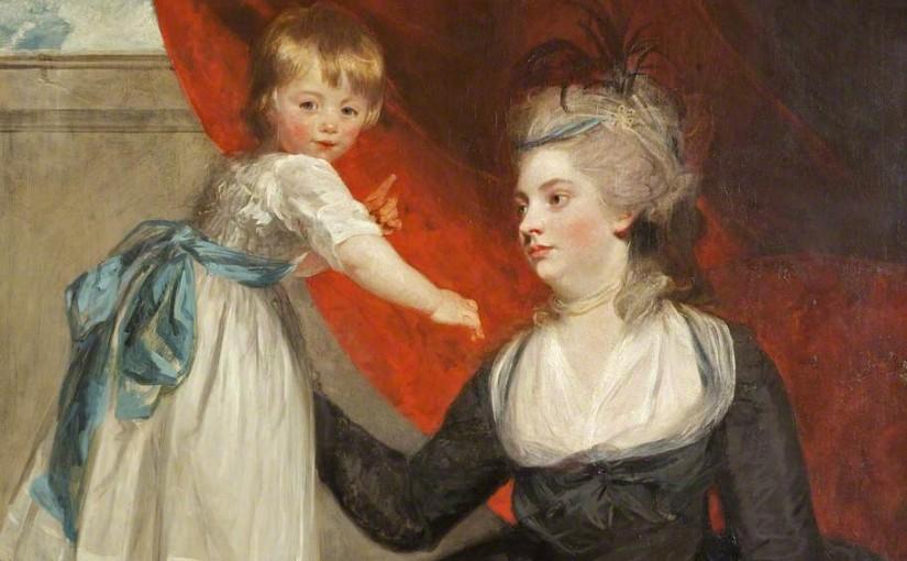 1783: Isabella Courtenay and herniece